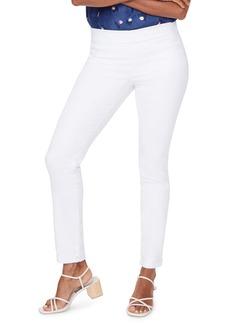 NYDJ Pull-On Skinny Jeans
