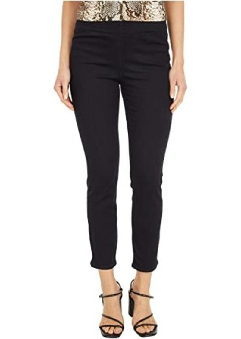 NYDJ Skinny Ankle Pull-On Jeans in Cool Embrace® Denim with Side Slits in Nautilus