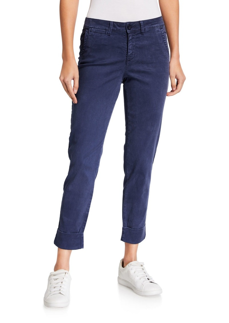 NYDJ Skinny Chino Ankle Cuffed Pants