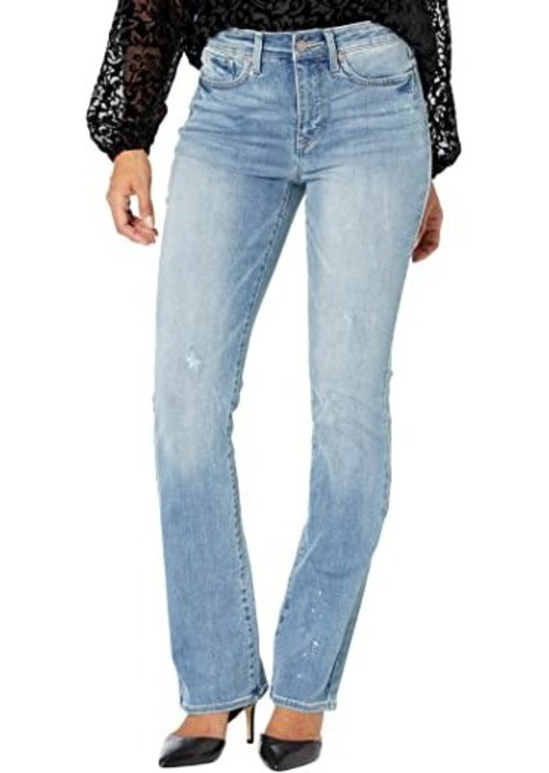 NYDJ Slim Bootcut Jeans in Sandspur