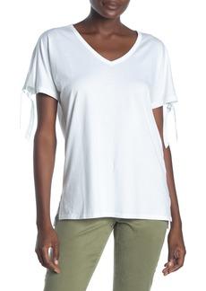 NYDJ Tie Sleeve T-Shirt