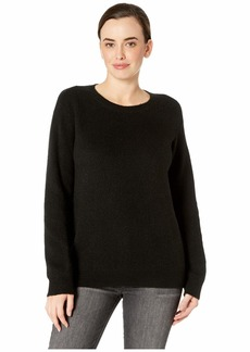 NYDJ Velvet Tie Back Sweater