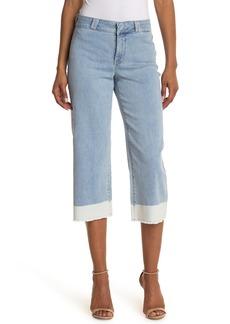 NYDJ Wide Leg Capri Pants