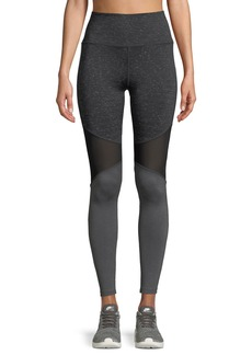 Nylora Ellison Colorblock Mesh Performance Leggings