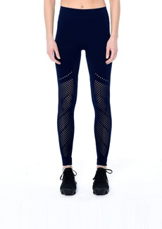 Nylora Laurel Warp Mesh Performance Leggings