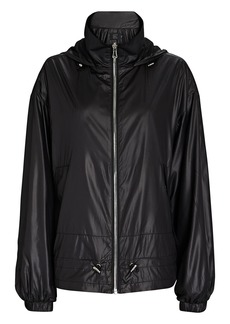 Nylora Martin Mesh-Trimmed Hooded Jacket