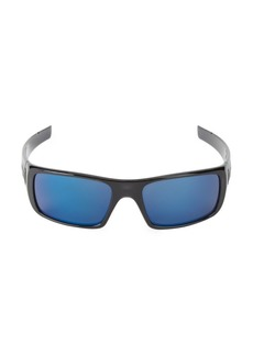 Oakley 57MM Wrap Sunglasses