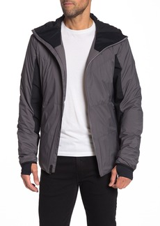 Oakley Colorblock Hybrid Primaloft Hooded Jacket
