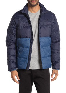 Oakley Colorblock Puffer Jacket