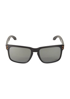 Oakley Denver Broncos 57MM Holbrook Rectangular Sunglasses