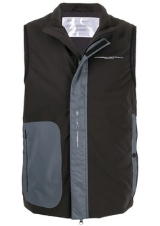 Oakley fitted padded vest