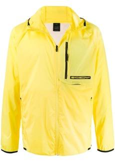 Oakley hooded raincoat