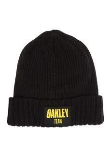 Oakley Logo Team Patch Beanie