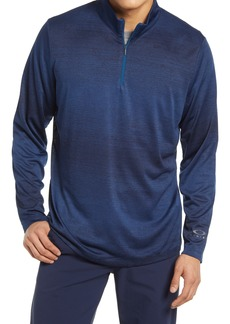 Men's Oakley Contender Half Zip Golf Pullover