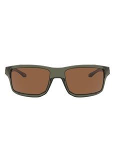 Oakley 61mm Square Sunglasses