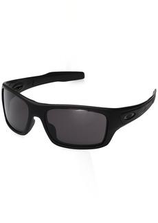 Oakley Boys' Turbine Xs Rectangular Sunglasses  57.01 mm