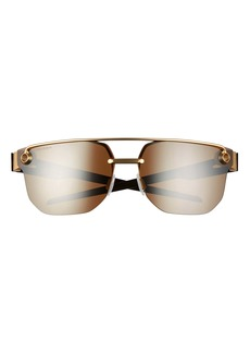 Oakley Chrystl™ 59mm Rimless Sunglasses