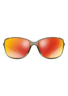 Oakley Cohort 62mm Oversize Polarized Sunglasses