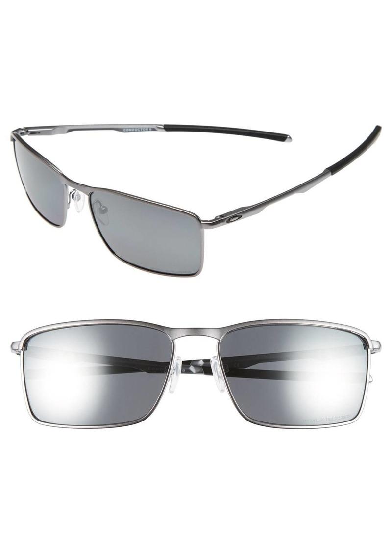Oakley 'Conductor 6™' 58mm Polarized Sunglasses