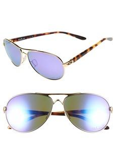 Oakley 'Feedback' 59mm Polarized Sunglasses