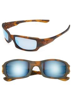 Oakley Fives Squared H2O 54mm Polarized Sunglasses