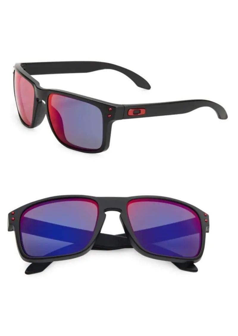 Oakley Holbrook 55mm Square Sunglasses