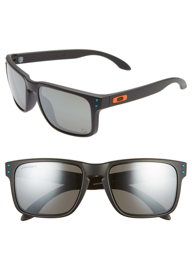 Oakley NFL Holbrook 57mm Sunglasses