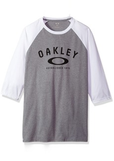 Oakley Men's 50-Classic Raglan Shirt  M