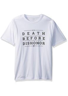 Oakley Men's 50-Death Dishonor Tee  M