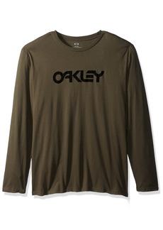 Oakley Men's 50-Mark II L/s Tee Dark Brush
