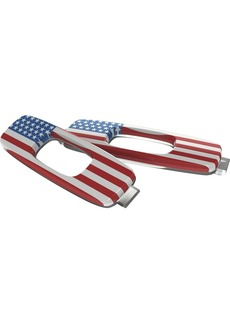 Oakley Men's Batwolf Sunglasses Icons Accessories Kit USA Flag