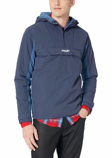 Oakley Men's Block Color Anorak Jacket  L