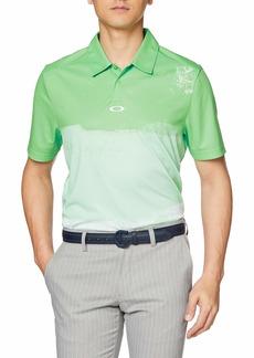 Oakley Men's Color Block Shade Polo  XS
