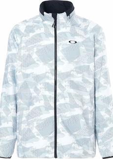 Oakley Men's Enhance Graphic Wind Warm Jacket 8.7  M