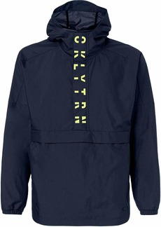 Oakley Men's Enhance Wind Anorak Jacket 2.7