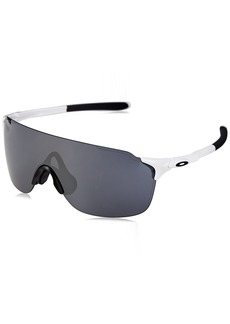 Oakley Men's Evzero Stride (a) Non-Polarized Iridium Rectangular Sunglasses