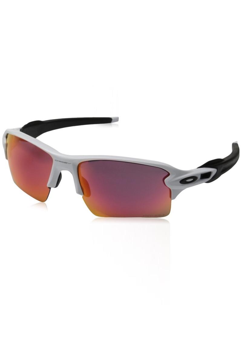 Oakley Men's Flak 2.0 XL OO9188-03 Rectangular Sunglasses