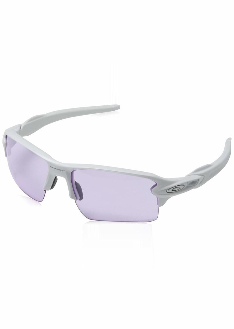 Oakley Men's Flak 2.0 XL Rectangular Sunglasses  59.0 mm