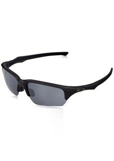 Oakley Men's Flak Beta (a) Non-Polarized Iridium Rectangular Sunglasses