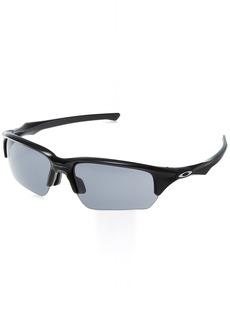 Oakley Men's Flak Beta (a) Rectangular Sunglasses