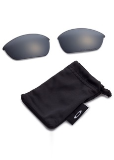 Oakley Men's Half Jacket 2.5 Polarized Iridium Replacement Lenses  62 mm