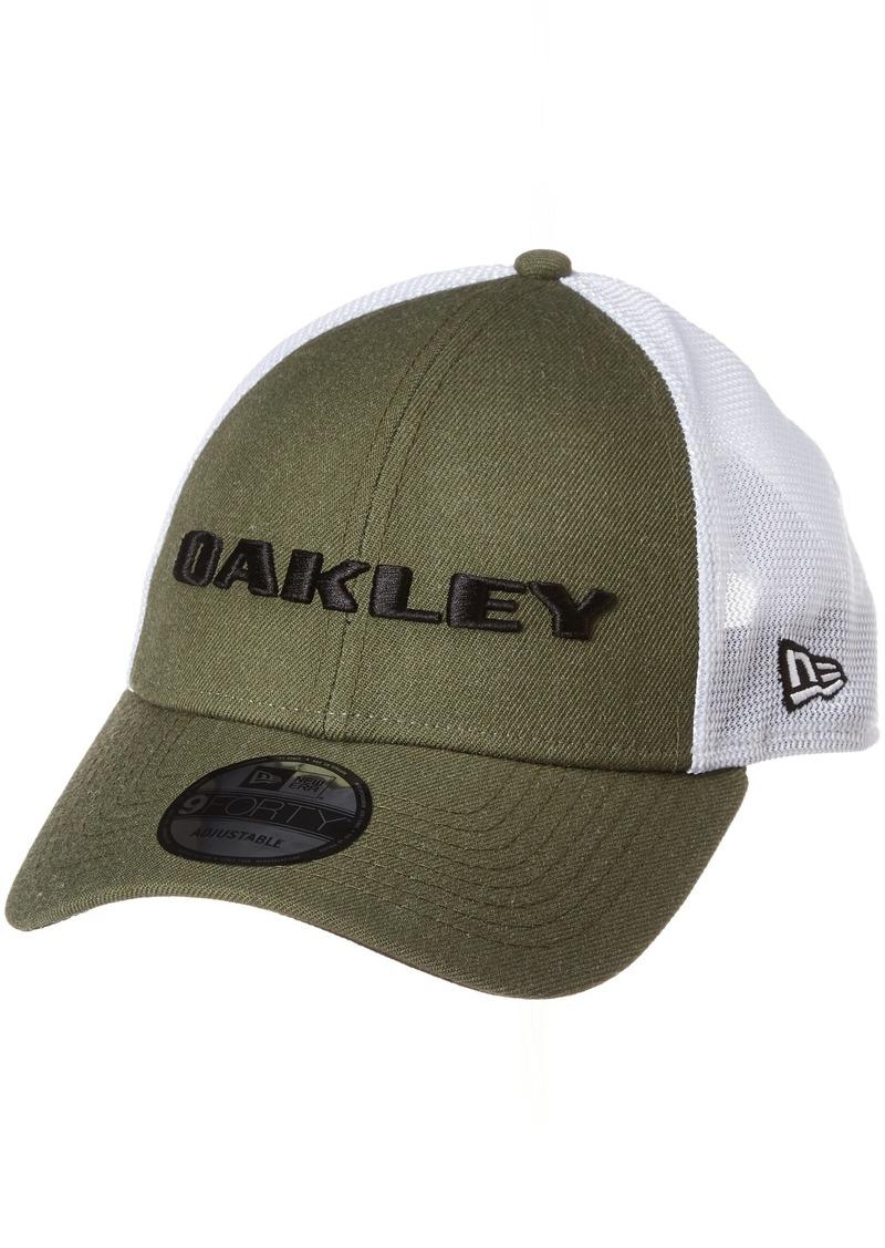 a63c1439ada73 Oakley Oakley Men s Heather New Era Hat Dark