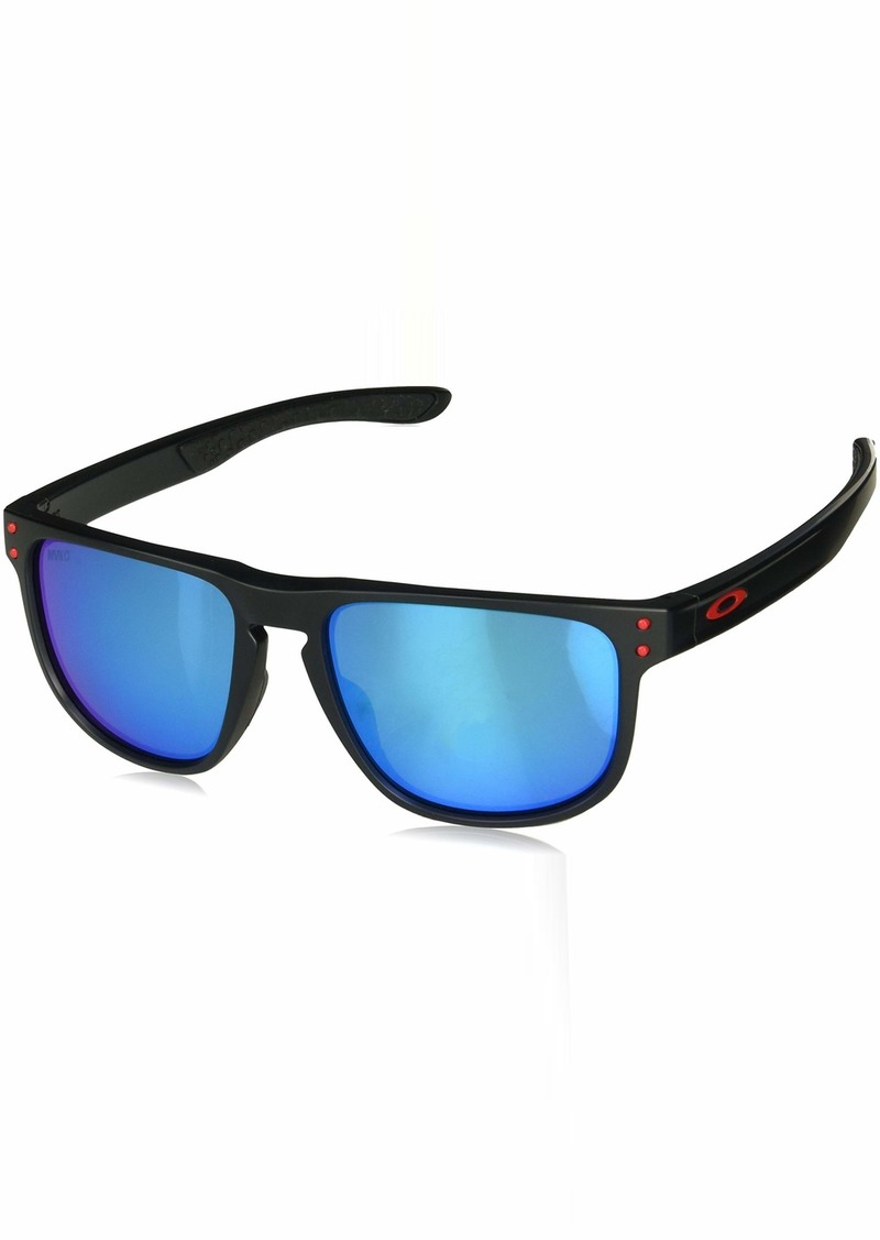 Oakley Men's OO9377 Holbrook R Square Sunglasses  55 mm