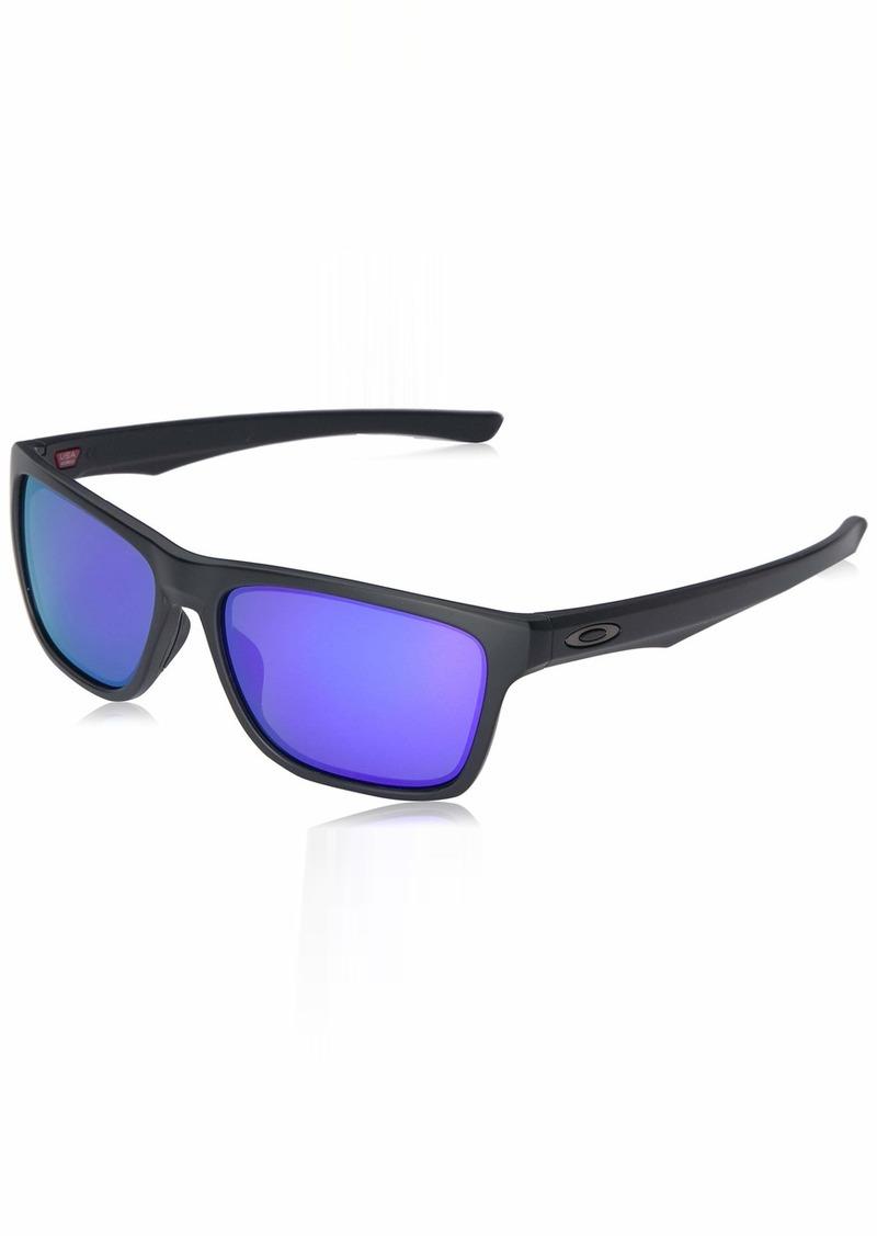 6f1ababb5 Oakley Oakley Men's Holston Non-Polarized Iridium Square Sunglasses ...