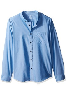 Oakley Men's Icon Long Sleeve Woven Shirt