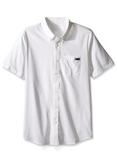 Oakley Men's Icon Short Sleeve Woven Shirt  M