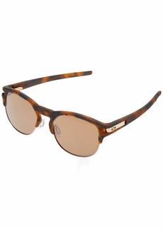 Oakley Men's Latch Key Non-Polarized Iridium Round Sunglasses  52.0 mm