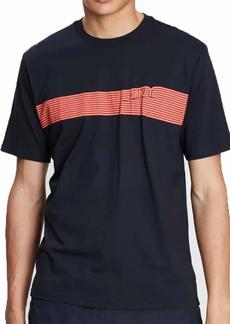 Oakley Mens Men's 249 Future Stripe TEE  L