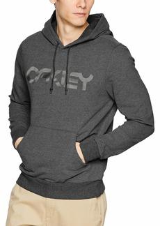 Oakley Mens Men's B1B PO Hoodie Blackout LT HTR M