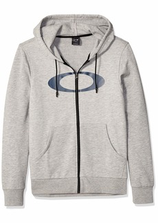 Oakley Mens Men's Ellipse FZ Hoodie